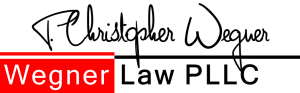 Wegner Law PLLC Signature Logo